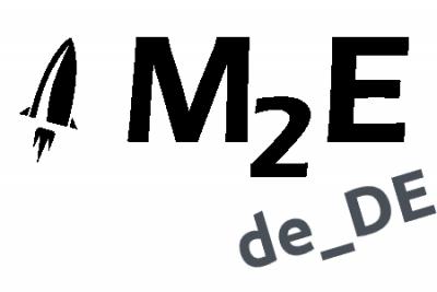Endlich auch auf Deutsch: M2E Pro de_DE