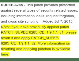 Das Magento Sicherheitsupdate SUPEE-6285 und seine Folgen