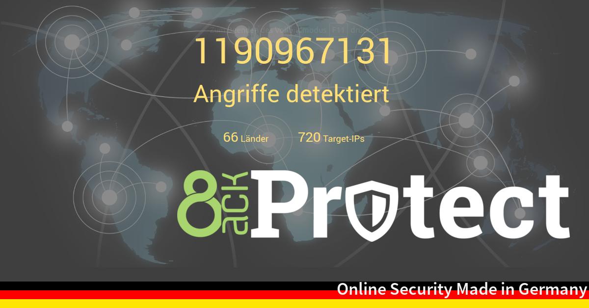 Wirksamer DDoS-Schutz für Onlineshops: 8ack