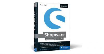 Shopware Handbuch für Entwickler erschienen