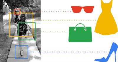 """""""Ähnliche Produkte"""" in der Google Bildersuche"""