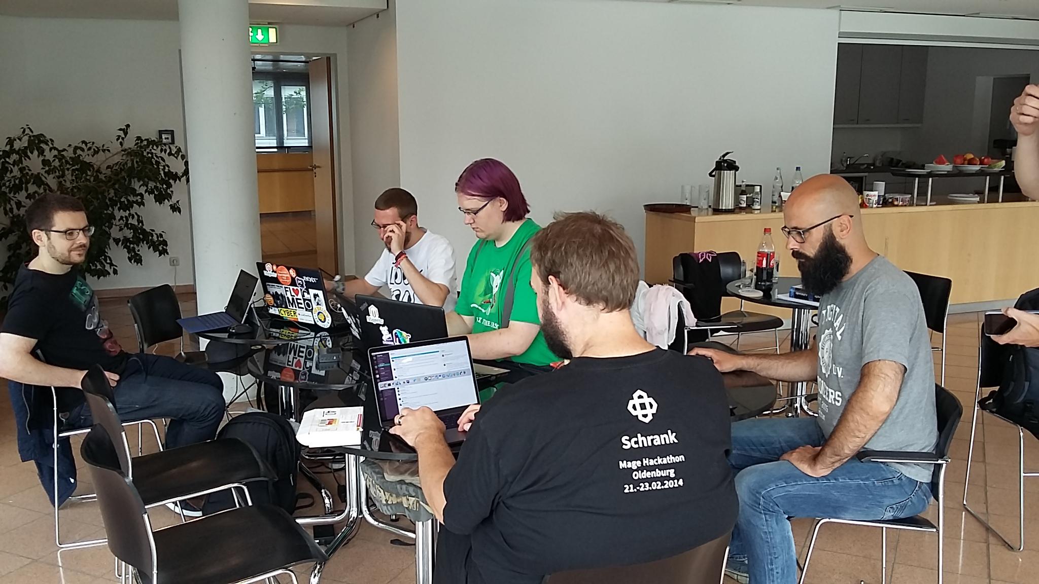 Magento 2 Hackathon Kiel 2017