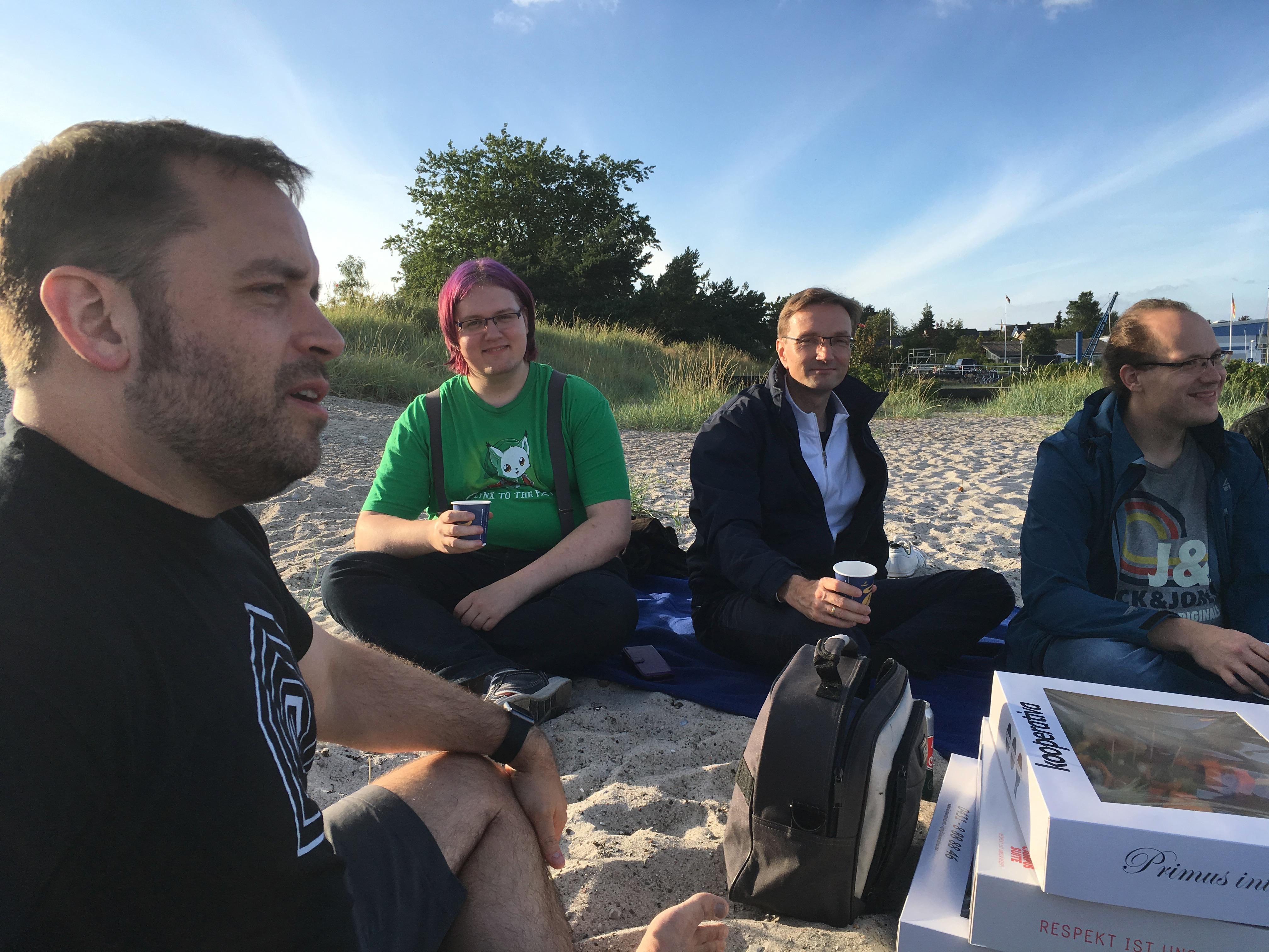 Magento 2 Hackathon Kiel 2017 Strand