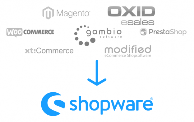 Migration zu Shopware