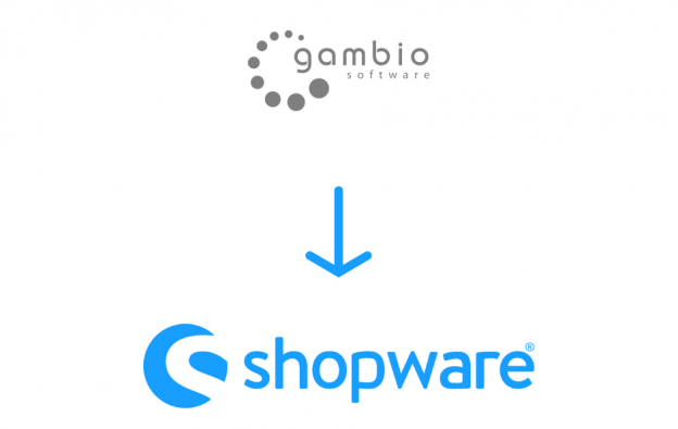 Migration Gambio zu Shopware