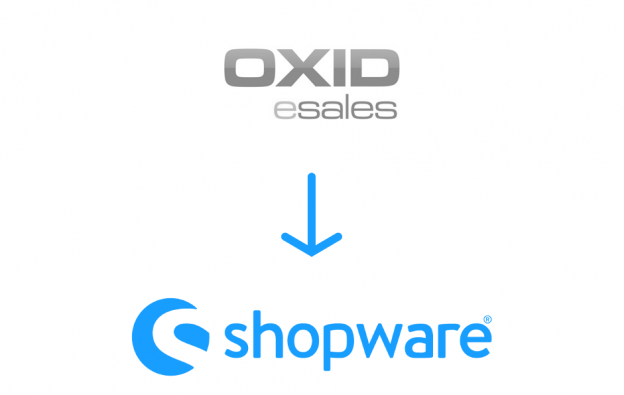 Migration OXID zu Shopware