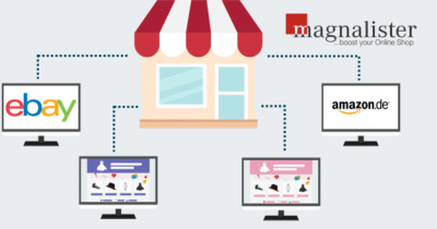 Multichannel E-Commerce mit magnalister