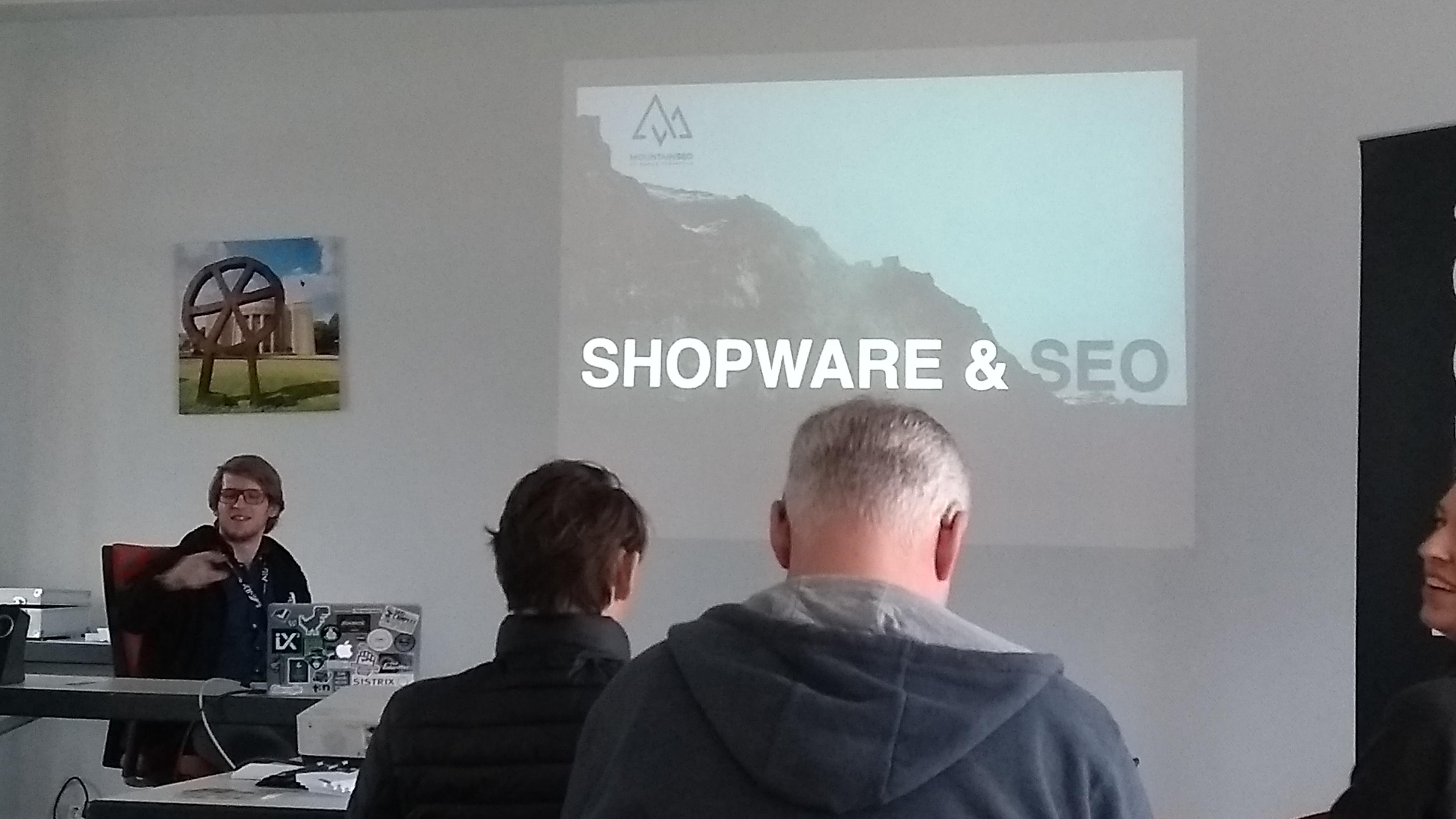 Shop SEO mit Shopware