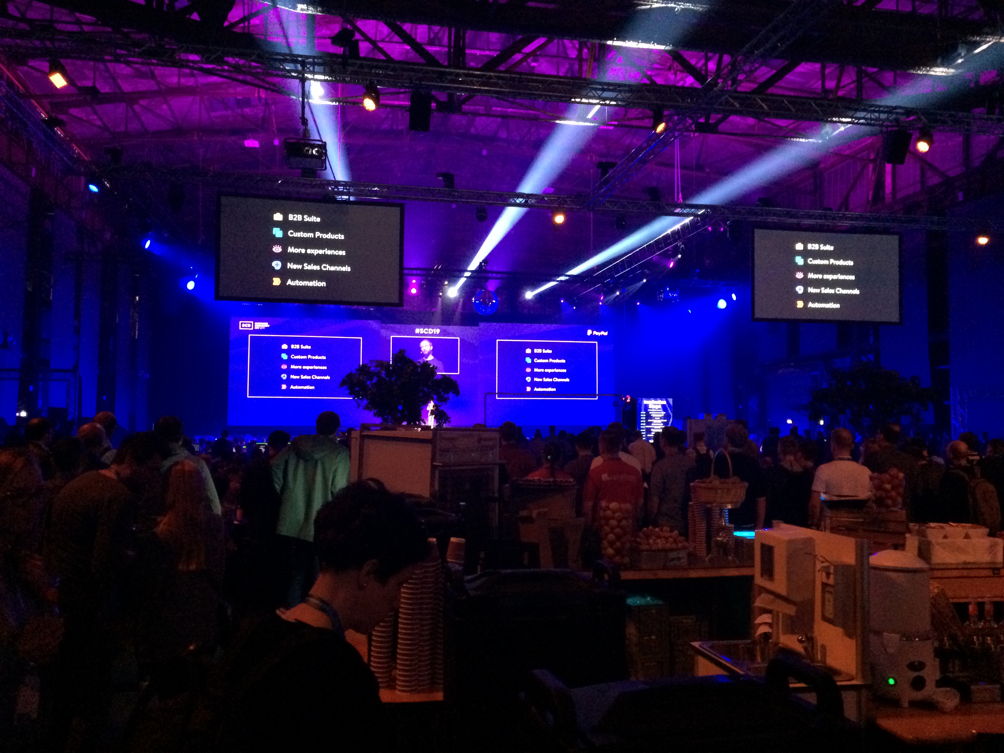 Der Shopware Community Day 2019 (#SCD19)