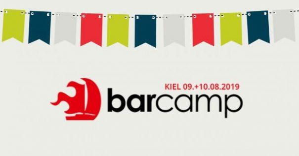 10 Jahre BarCamp Kiel – Wir waren als Sponsor dabei