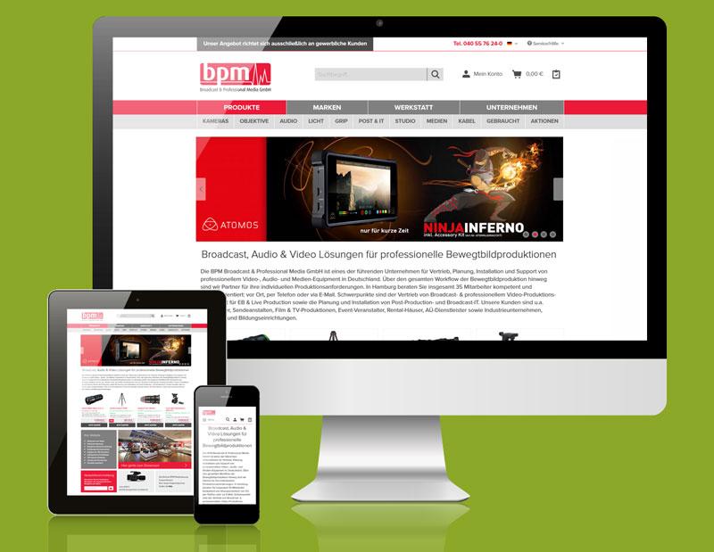 Case Study: BPM Broadcast & Professional Media GmbH