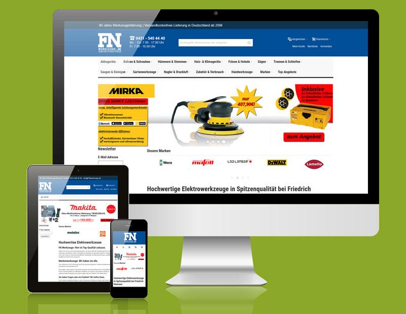 Case Study: FNwerkzeuge.de/Tecfox