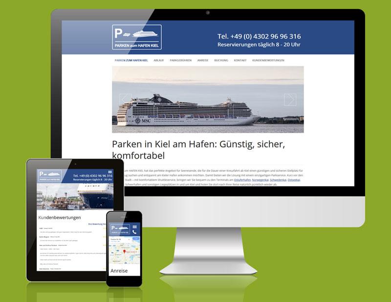 Case Study: Parken zum Hafen Kiel