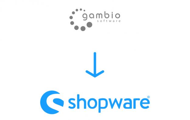 Migration von Gambio zu Shopware