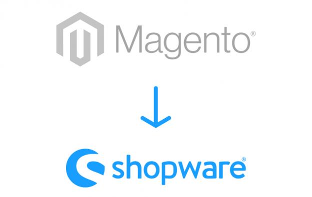 Magento Migration zu Shopware