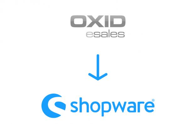 Migration Oxid Shopware | Splendid Internet