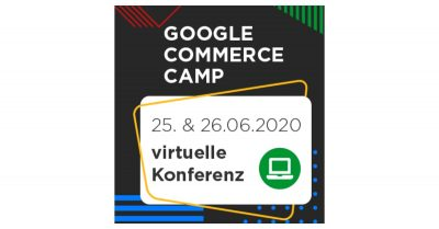 Bericht vom Google Commerce Camp 2020