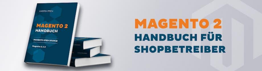 Magento 2 Handbuch für Shopbetreiber