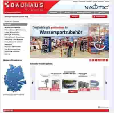 Magento Enterprise Bauhaus