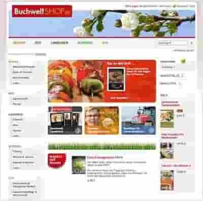 Magento Enterprise Buchwelt Shop