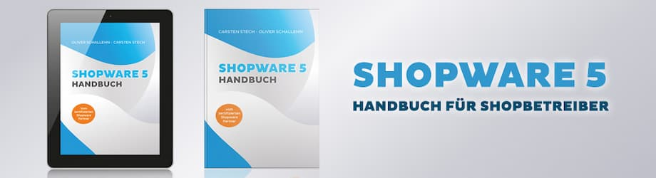 Shopware 5 Handbuch