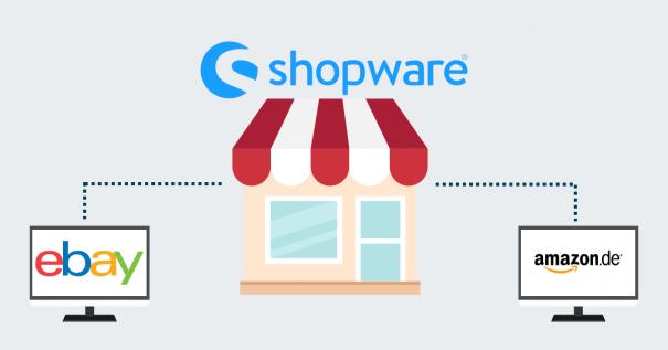 Shopware Markets: Der direkte Weg zu den Marktplätzen von eBay und Amazon
