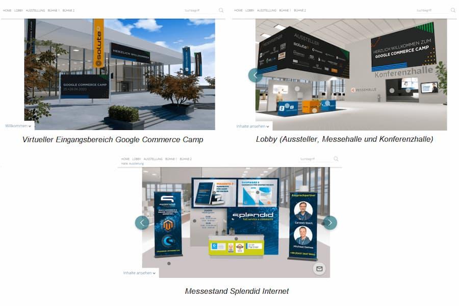 Google Camp Commerce
