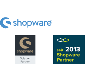 Shopware Solution Partner seit 2013