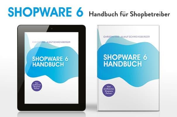 Shopware 6 Buch