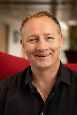 Videoproduzent Oliver Gäbel