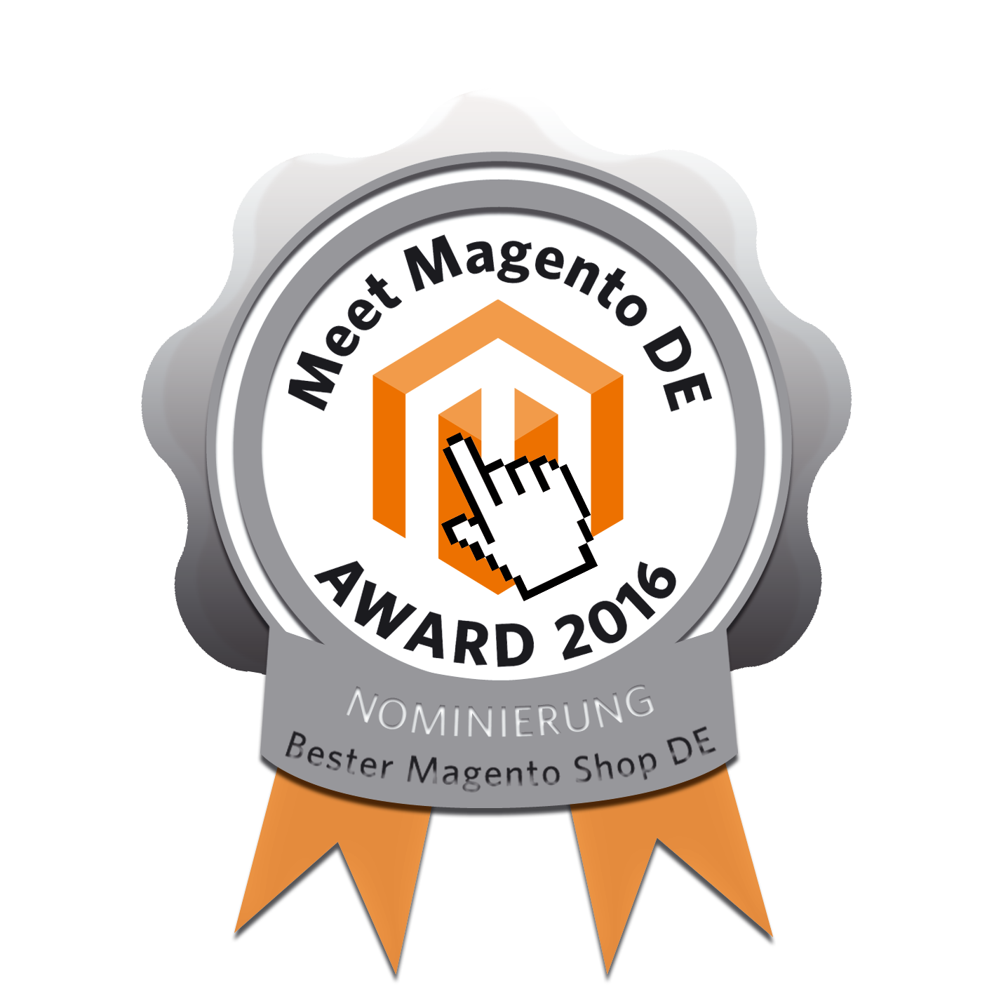 Nominiert: Meet Magento Award 2016