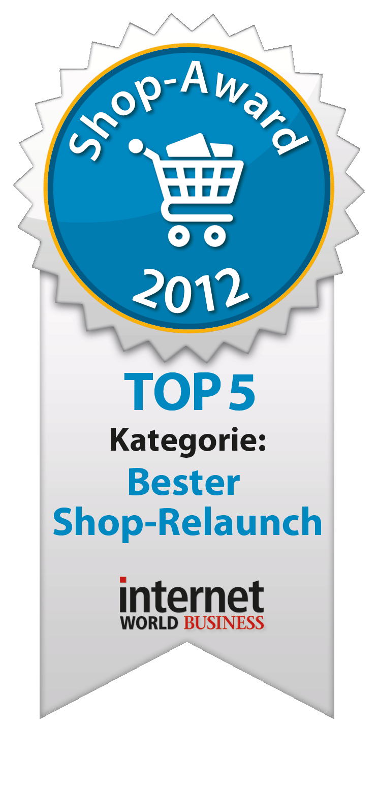 Top 5: Bester Relaunch 2012