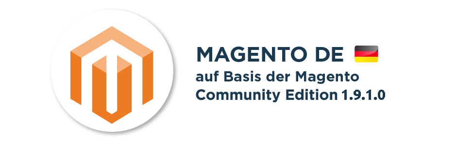 Magento DE Hosting auf Basis der Community Edition 1.9.1.0